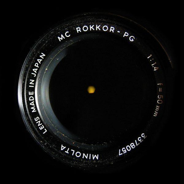 Aperture Size minolta_50mm f/16