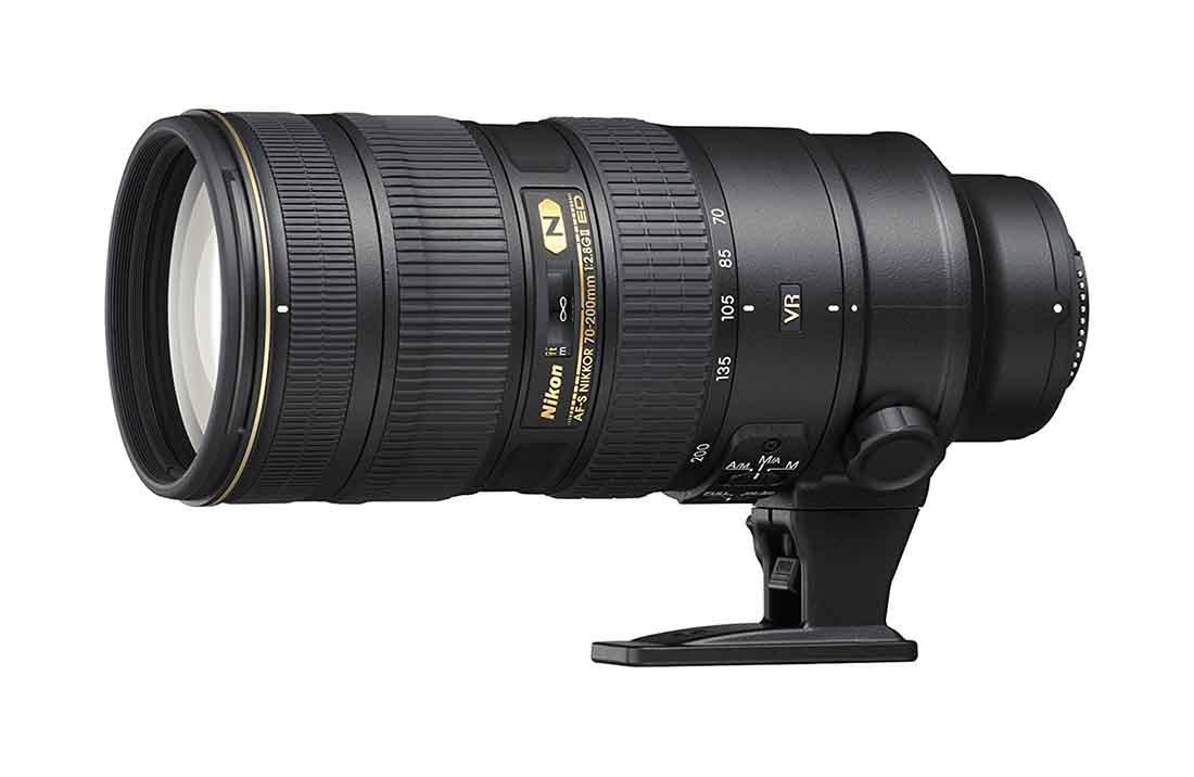 Nikon 70-200mm f/2.8G ED VR II AF-S