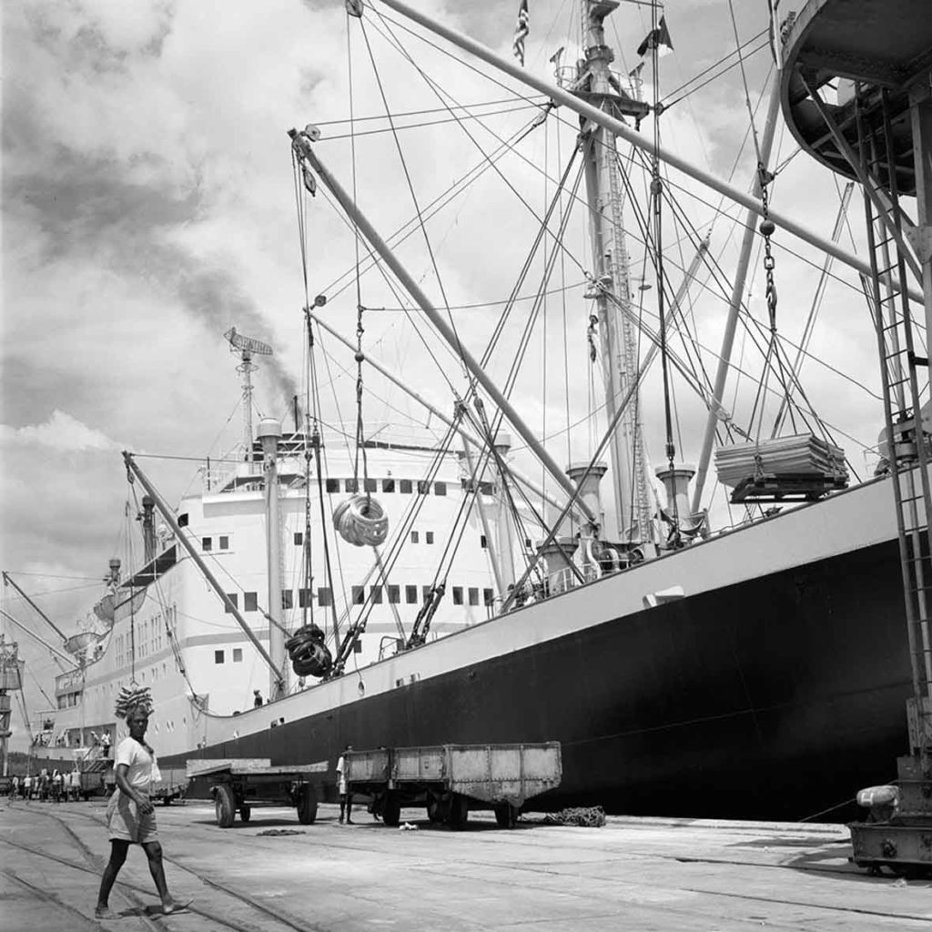 Photograph of a Port by Vivian