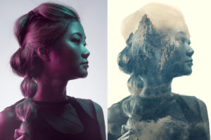 How To Create A Double Exposure Image Using Just Your Phone