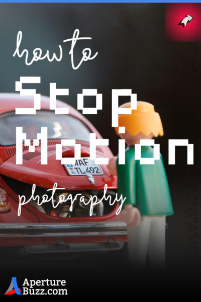 How to shoot stop motion photography