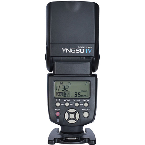 Yongnuo YN560 Mark IV speedlight flash