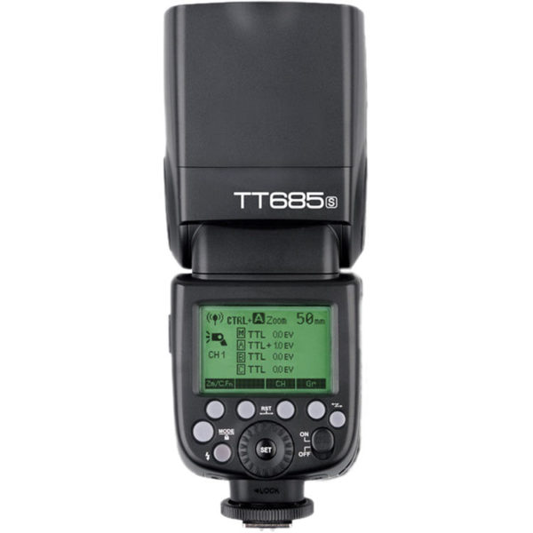 Godox TT685s for Sony camera speedlight flash