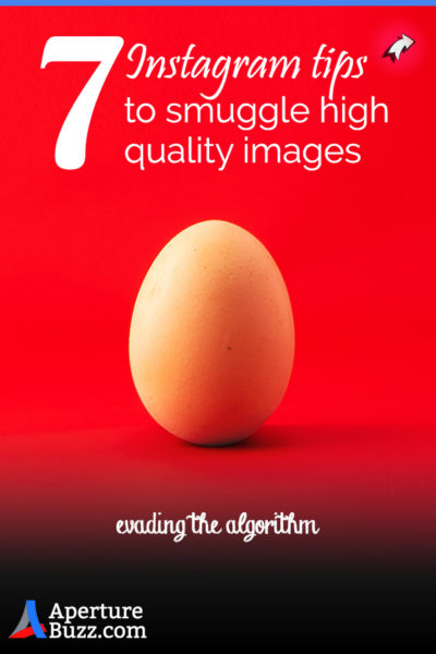 7 instagram tips to upload high quality photos by evading the image compression algorithm
