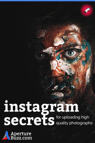 instagram secrets to upload the highest quality photos hacks