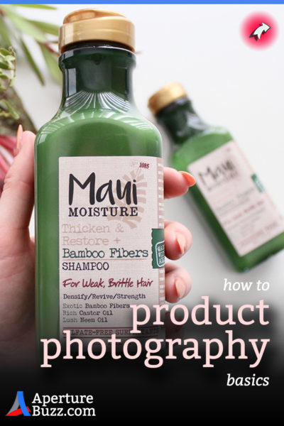 Product Photography | How To Get Professional Images On A Tiny Budget