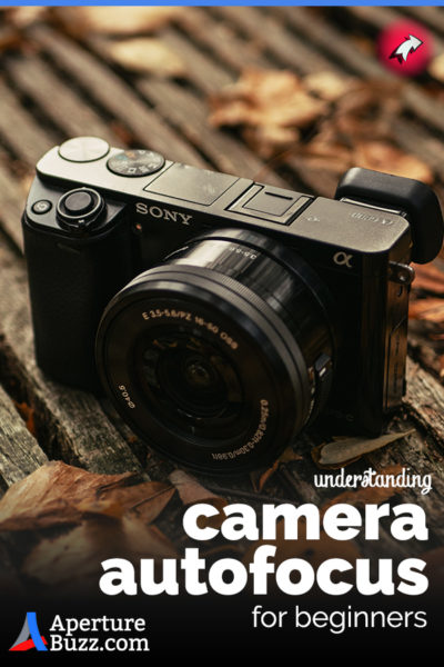 Camera autofocus modes Basic Principles