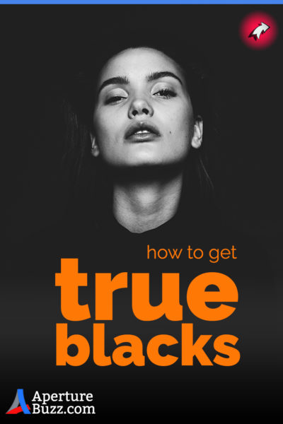 How to get true blacks for dark images using exposure compensation dial and button on a digital camera