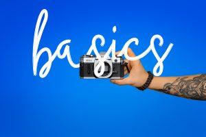 basics concepts for amateur photographers