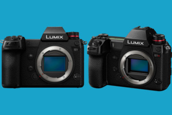 Panasonic S1 S1R Full Frame Camera Bodies