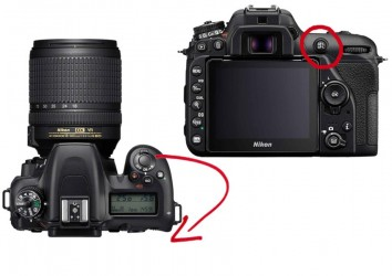 Back button focus reassigned to the AE-L/AF-L button