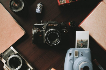 How to scan and digitize film negatives at home for free